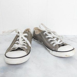 Converse Chuck Taylor AllStar Dainty Low Top Shoes